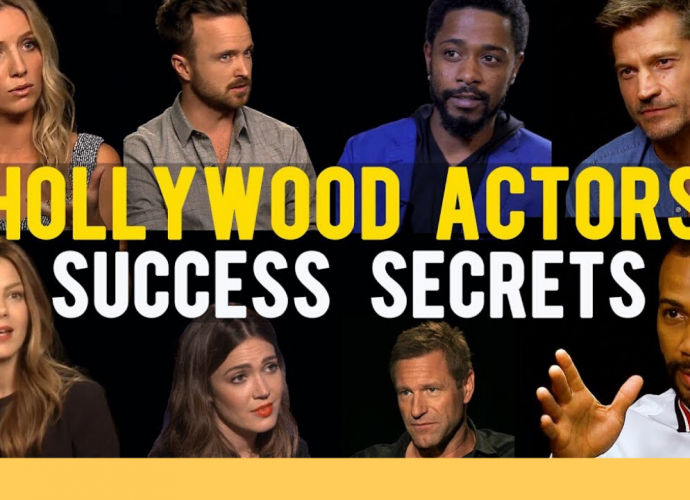 Hollywood Actor Success Secrets