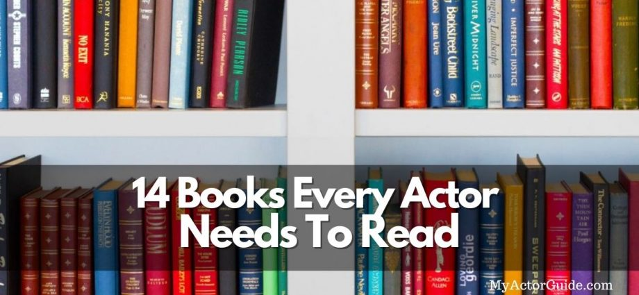 Acting Books and Books on Acting | Learn how to act from home. The best book EVERY actor should read! Larry Moss, Uta Hagen, Sanford Meisner, Scott Sedita | MyActorGuide.com