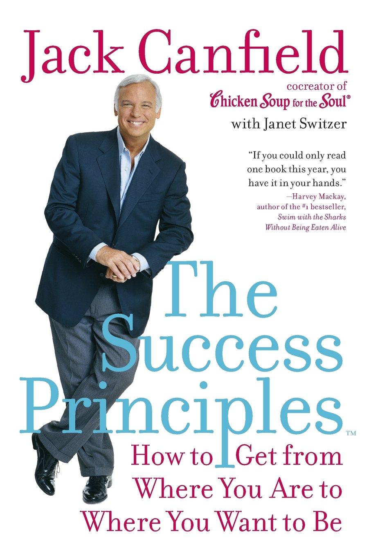 Jack Canfield, The Success Principles