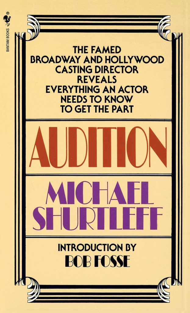 Audition, Michael Shurtleff