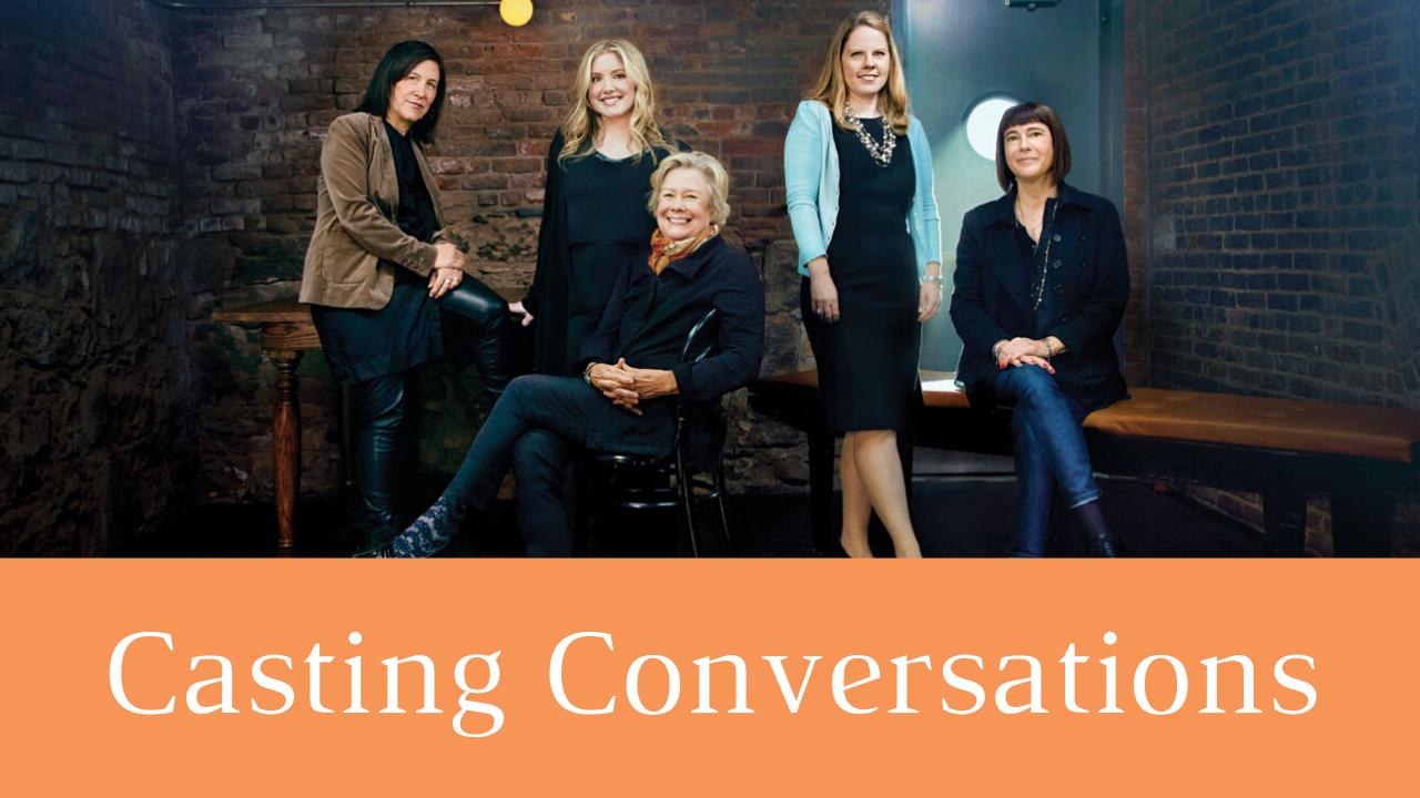 Casting Conversations