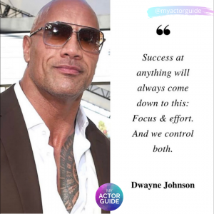 Dwayne Johnson - The Rock