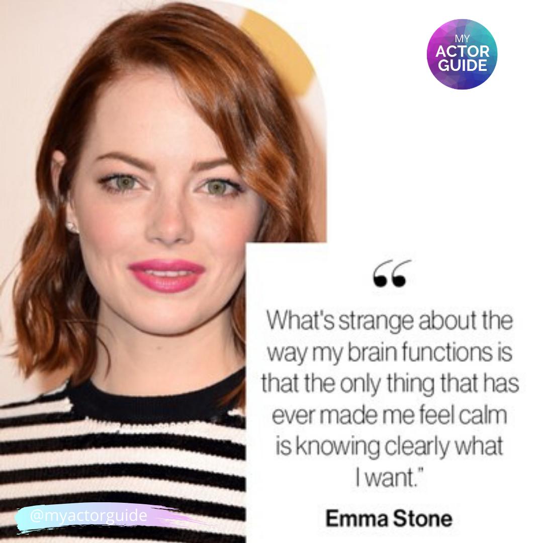 Emma Stone Quote