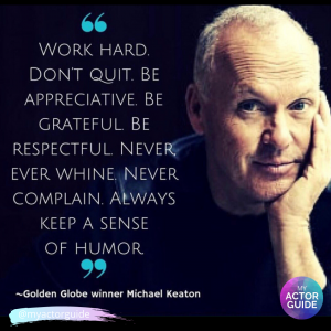 Michael Keaton Quote