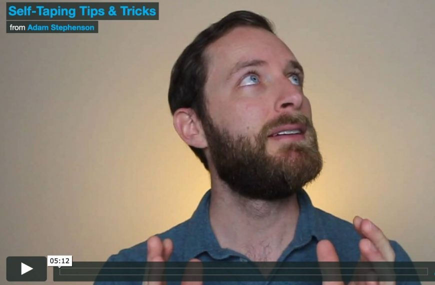 Simply the BEST Self Tape Advice I've Ever Found