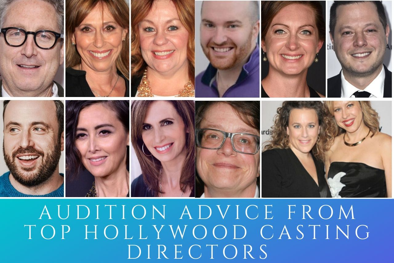 Actors often think of casting directors as being the gatekeepers in the entertainment industry. Get first hand advice from 12 A-List casting directors on what they are looking for in an audition. #acting #actorslife #auditions #castingdirectors