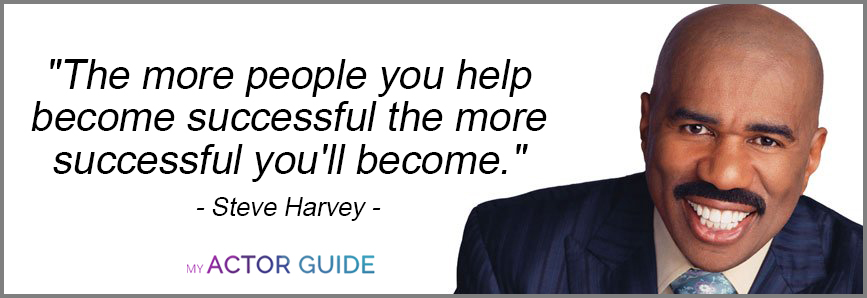 Steve Harvey help more people quote