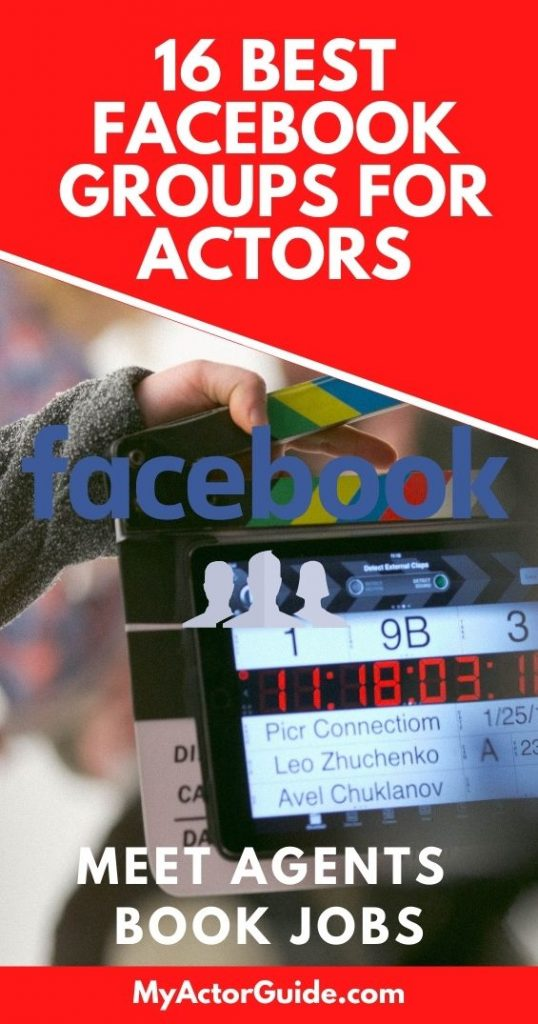 Facebook can be an amazing resource to start your acting career. Learn how to use Facebook to become an actor at MyActorGuide.com