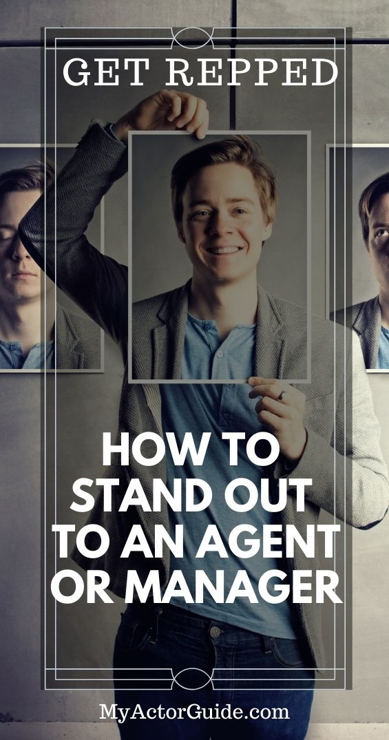 How do you get an acting agent? Learn how to stand out to an agent or a manger and actually get signed!