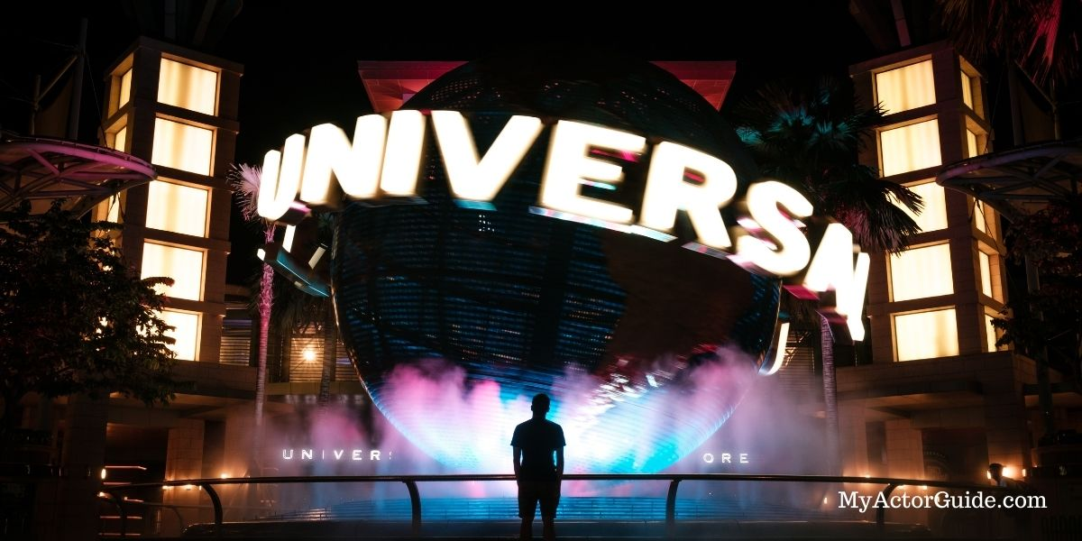 Universal Studios. Learn what it takes to become an actor in Hollywood!