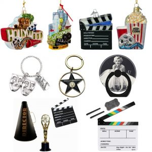 Shop for holiday gifts for actors. Hollywood gets, Christmas ornaments, keychains and more! Find perfect gifts for actors here!
