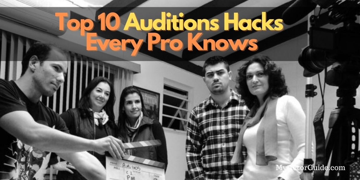 Learn how to audition and become an actor with no experience. Best audition hacks and audition tips!