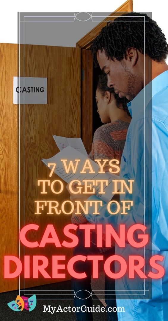 Start your acting career with no experience. Find out how to get in front of casting directors, get more auditions and book more acting work!