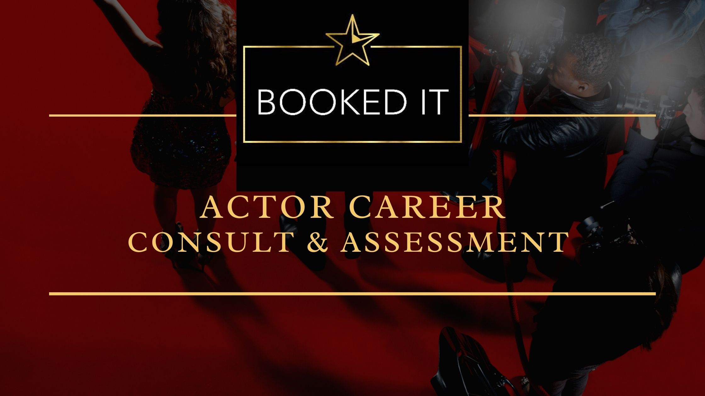 Career Coaching for Actors.