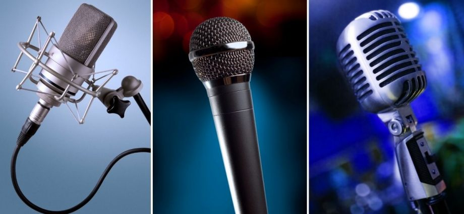 Microphones for voiceover recording. Find out what equipment you need to record voiceovers at home