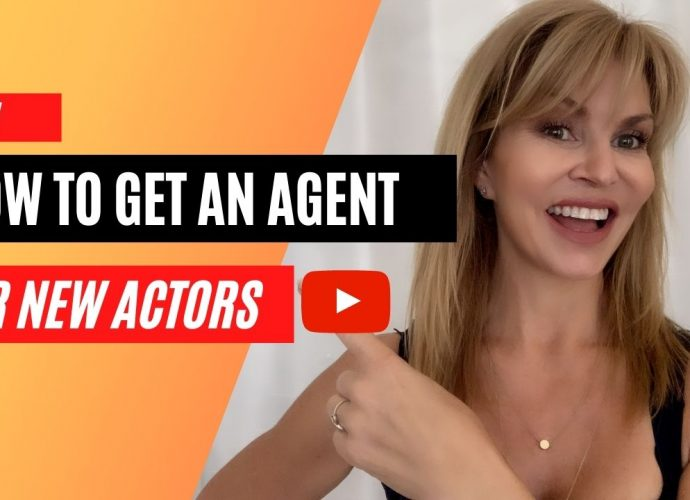 How do you find an agent if you're a new actor? Find out more at MyActorGuide.com!